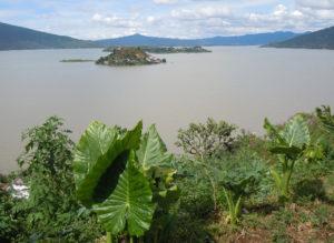 Janitzio island, Lake Pátzcuaro, Mexico